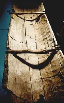 Boot/Duiker van de Cananefates